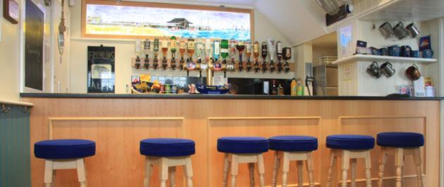 BSC - Bar area